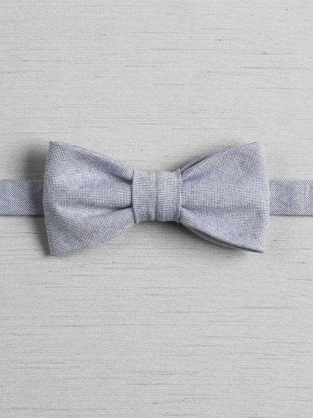 Oxford Pre-Tied Bow Tie