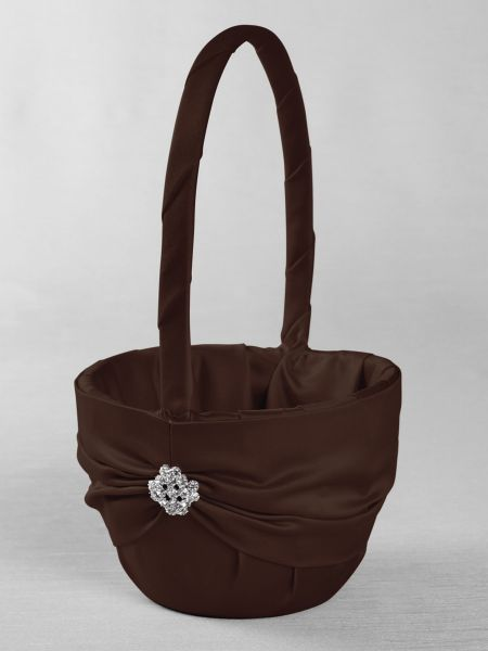 Garbo Flower Girl Basket