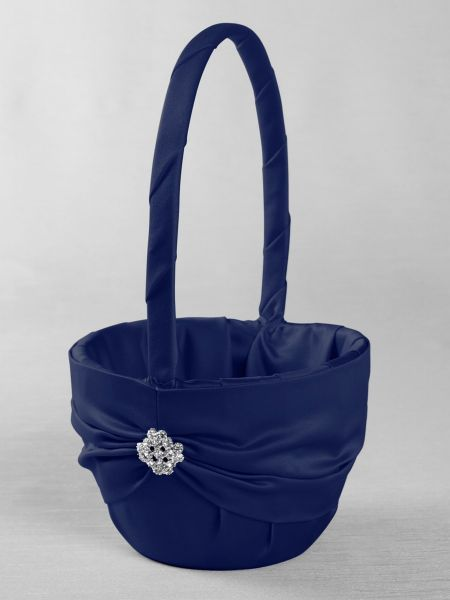 Garbo Flower Girl Basket