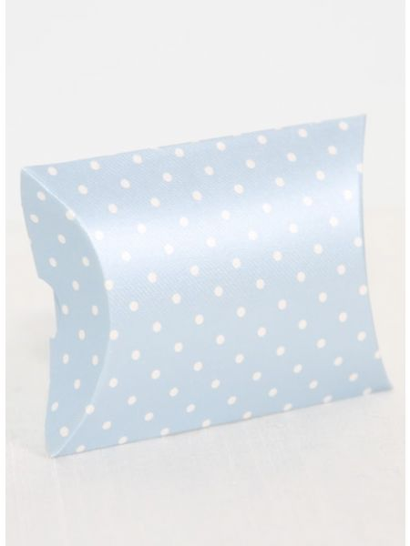 Dotted Favor Packet