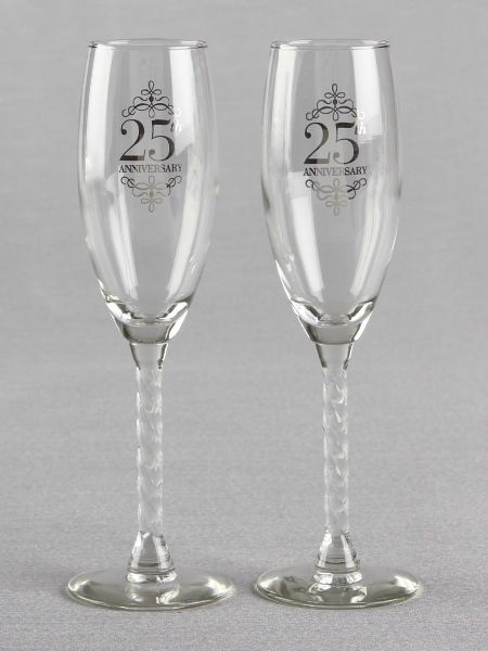 25th Anniversary Flutes