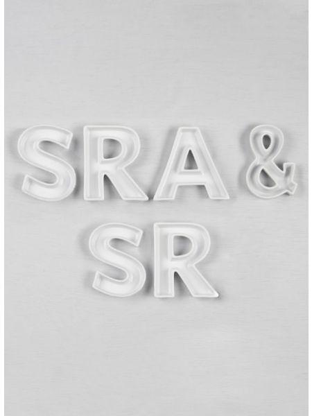 SRA & SR Stoneware Dish Set