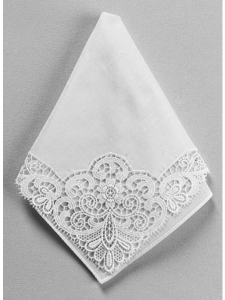 Irish Linen Handkerchief
