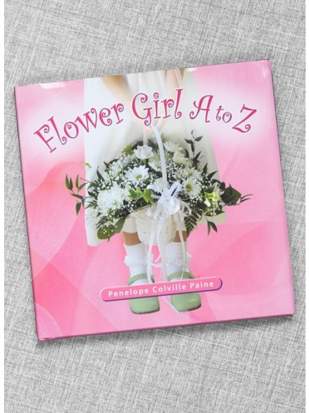 Flower Girl A-Z Book
