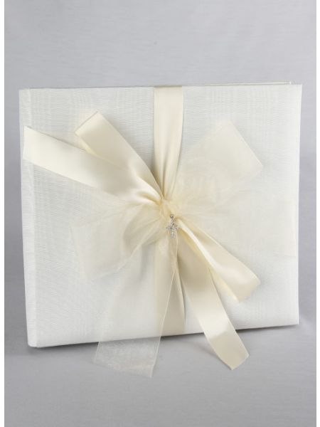 Grace Collection Scapbook Album-Ivory