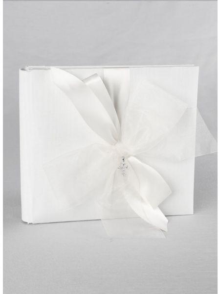 "Grace Collection 8"" x 8"" Album-White"