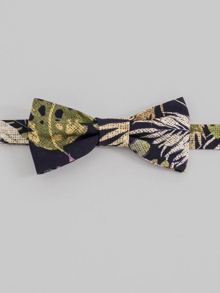 Tropic Palm Pre-Tied Bow Tie
