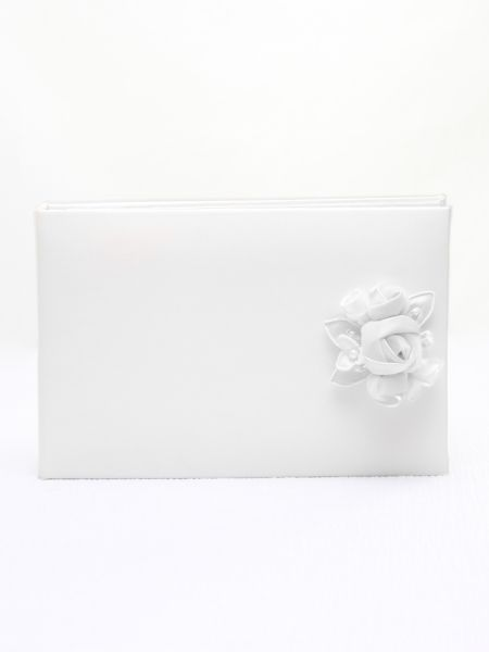 Amour Guest Book_White