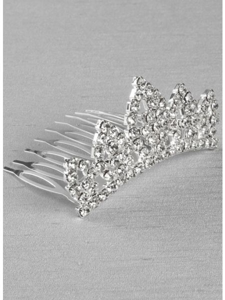 Mini Hair Comb Tiara
