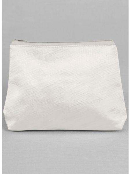 Cosmetic Bag, White