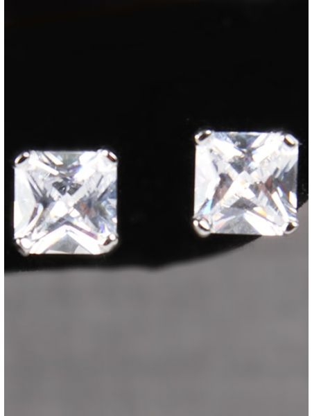 Square Post Earrings