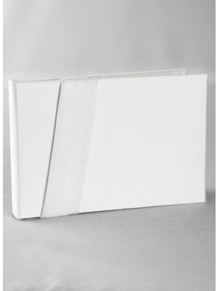 Audrey Guest Book-White
