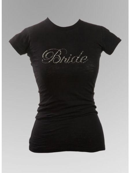 Maid of Honor Rhinestone T-Shirt