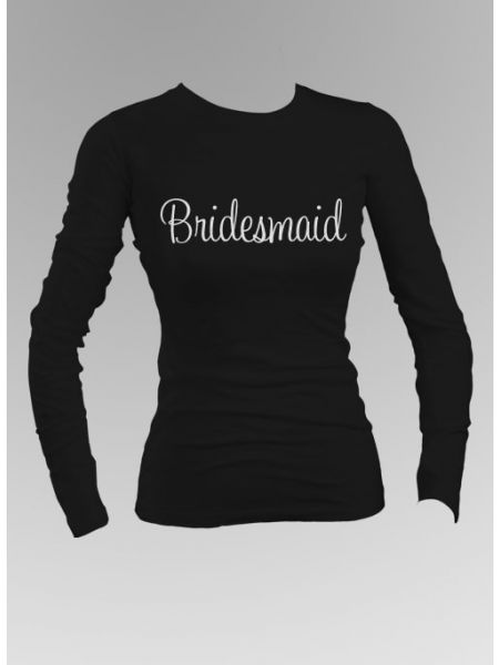 Wedding Party Long Sleeve