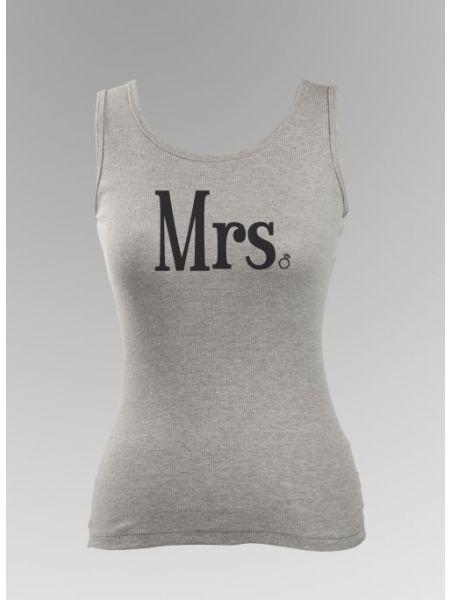 Mrs Tank Top