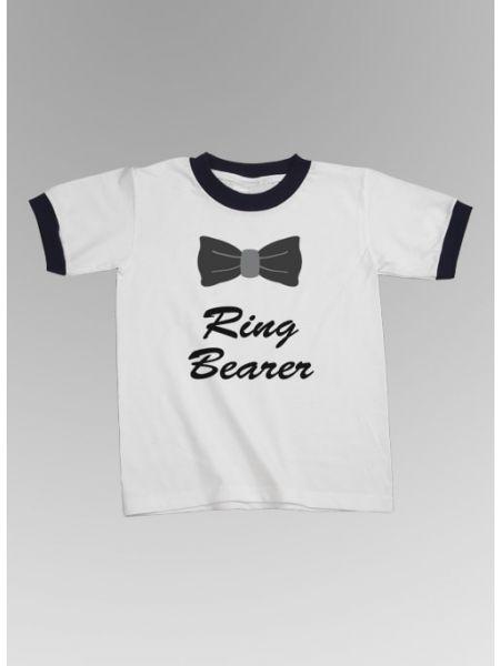 Ring Bearer w/Bowtie Tee