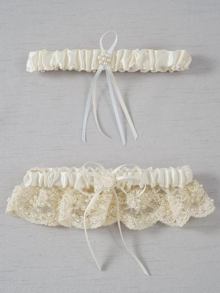 Charisma Bridal Garter Set
