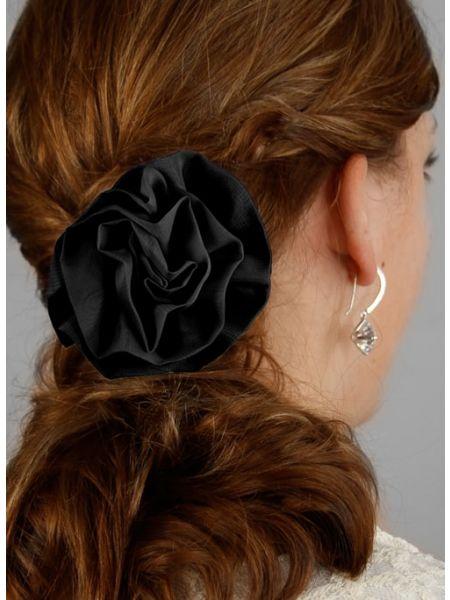 Chelsea Hair Piece-Black