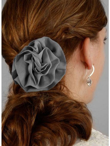 Chelsea Hair Piece-Grey