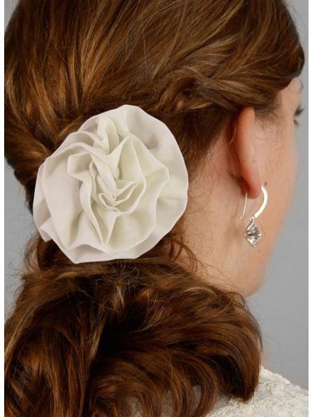 Chelsea Hair Piece-Ivory
