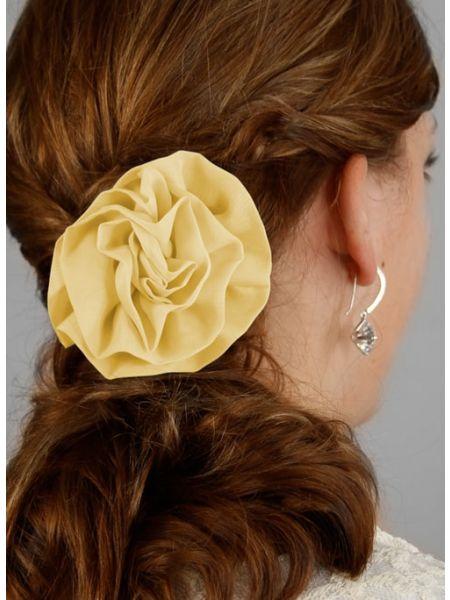 Chelsea Hair Piece-Lemon