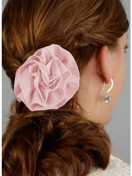 Chelsea Hair Piece-LT. Pink