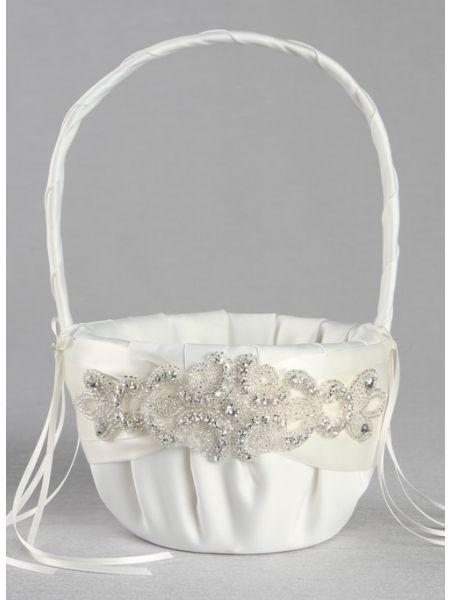 Adriana Flower Girl Basket