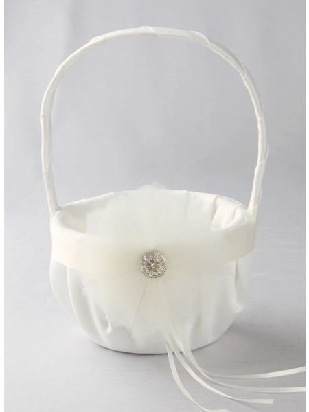 Chloe Flower Girl Basket