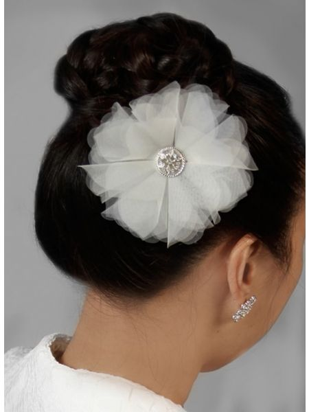 Chloe Flower Hair Piece