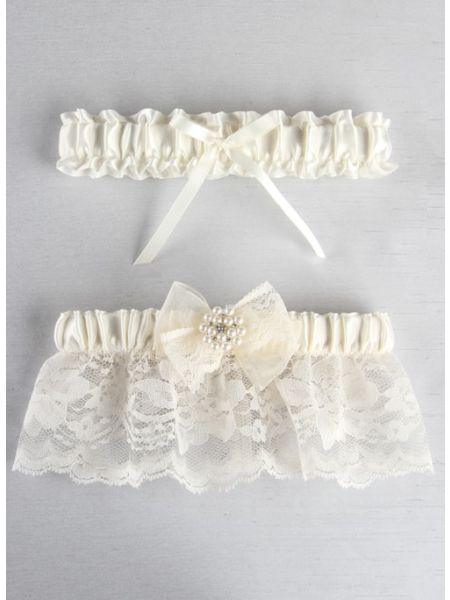 Delilah Bridal Garter Set