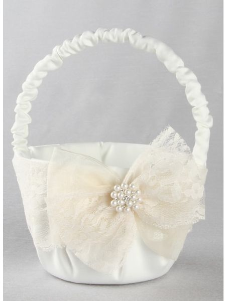 Delilah Flower Girl Basket