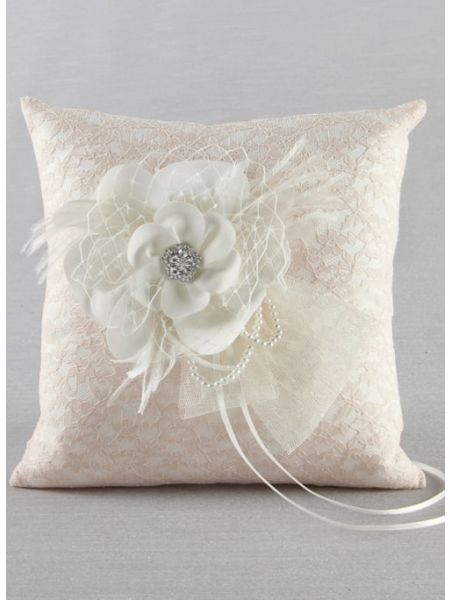 Bianca Ring Pillow