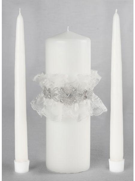 Cecilia Unity Candle Set