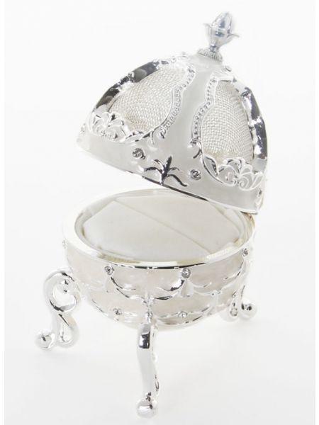 Decorative Egg Ring Box
