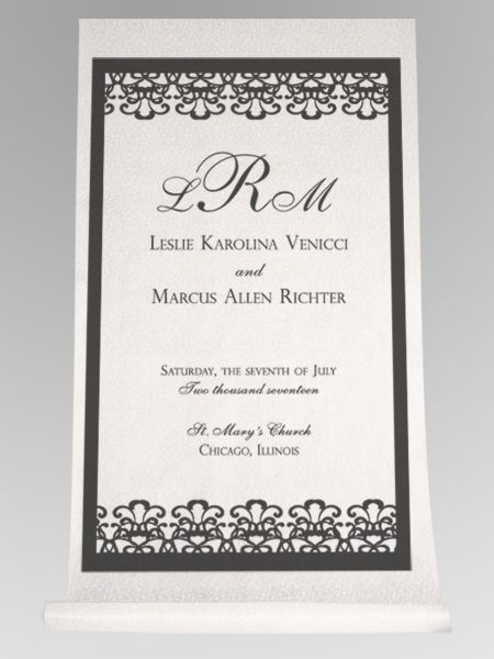 Lace Aisle Runner