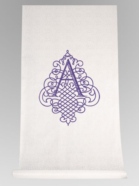Flourish Design Aisle Runner