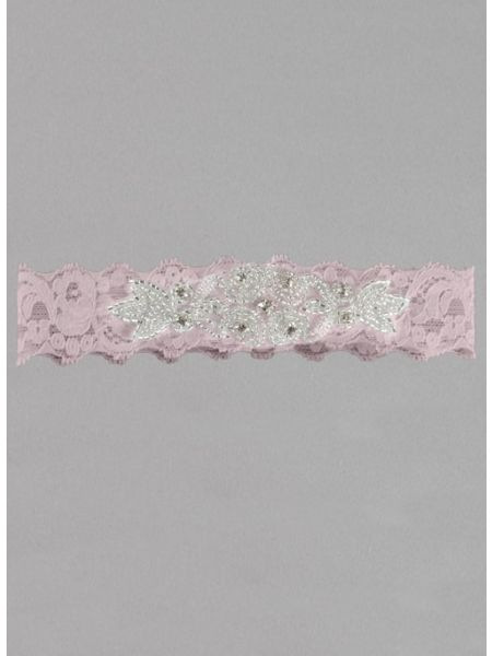 Amelia Lace Garter - Now available in PLUS