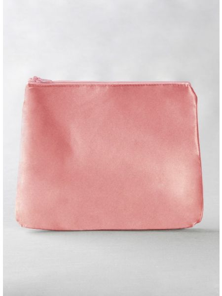 Cosmetic Bag, Coral