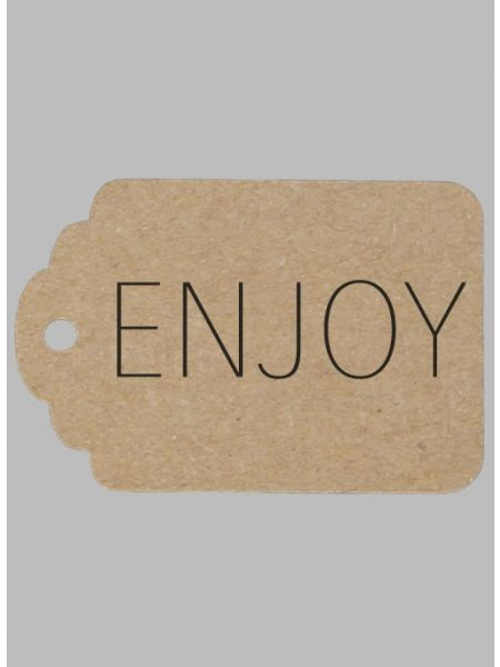 Enjoy Favor Tag