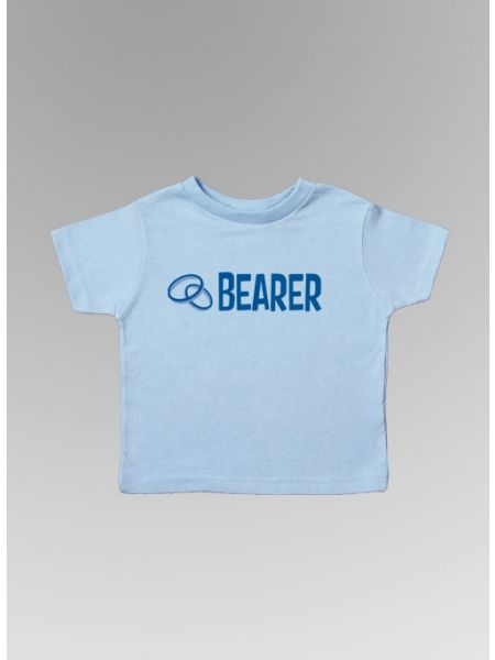 Ring Bearer w/Rings Toddler Tee