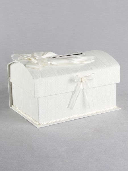 Trunk w/Ribbon Card Holder