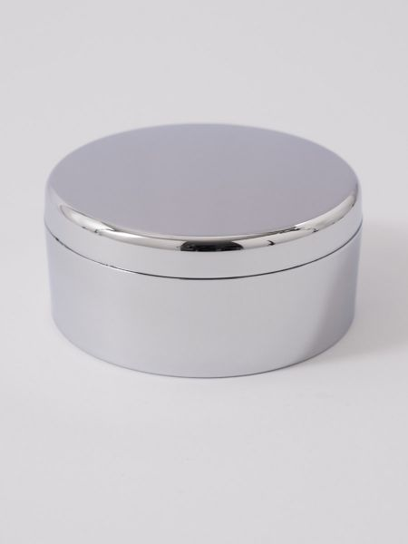 Chrome Jewelry Box
