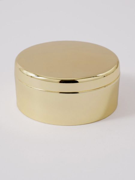 Gold Jewelry Box