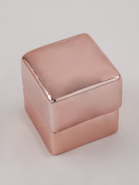 Ring Box - Rose Gold