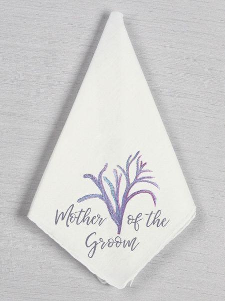 Wedding Party Sea Life Handkerchief