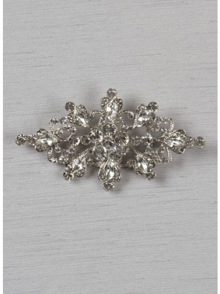 "Isabella 3.5"" brooch with pin, lg"