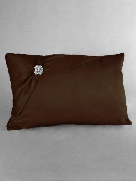 Garbo Kneeling Pillow-Chocolate