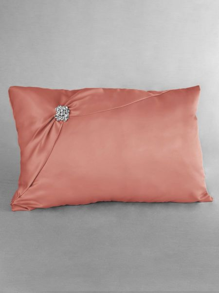Garbo Kneeling Pillow-Coral
