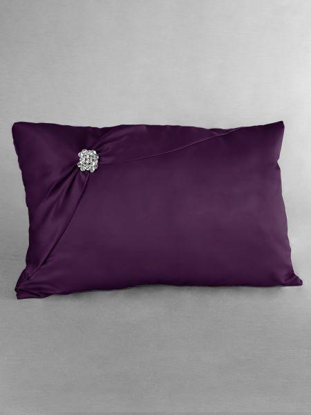 Garbo Kneeling Pillow-Eggplant