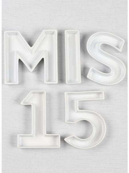 MIS 15 Stoneware Dish Set